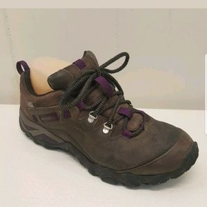Merrell OLIVE 7 Shoes Sneakers Hiking Leather